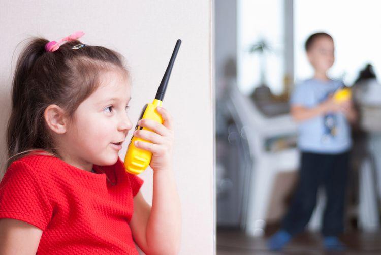 Detské vysielačky