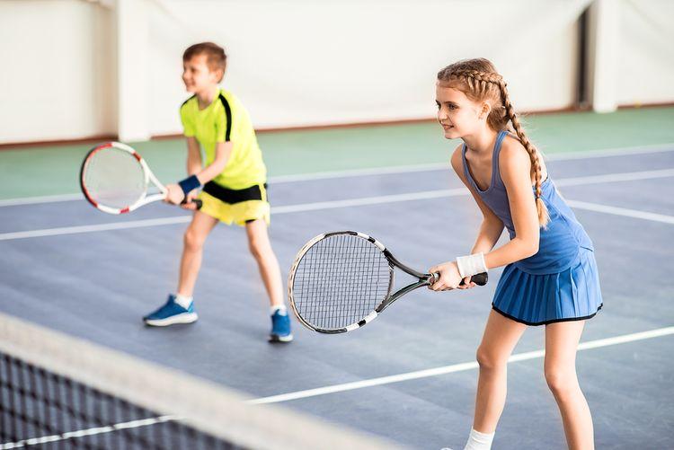 Ako vybrať tenisovú raketu pre deti?