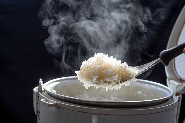 Elektrický hrniec na varenie ryže