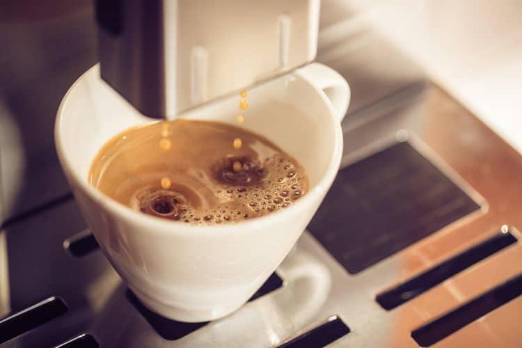 Ako vyčistiť automatický kávovar
