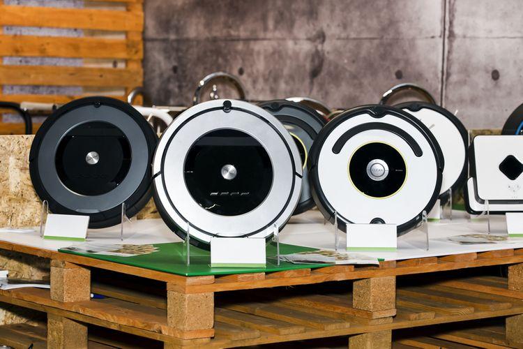 Cena robotických vysávačov s mopom