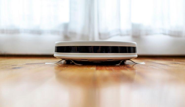 Robotický vysávač s mopom – senzory