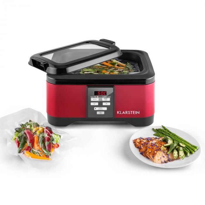 Klarstein Tastemaker Sous-Vide varič príprava jedla