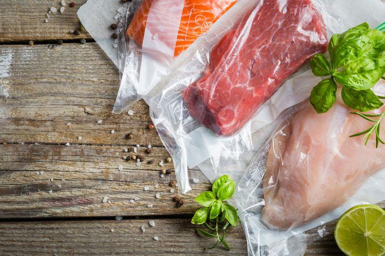 Sous-vide varenie – ryby