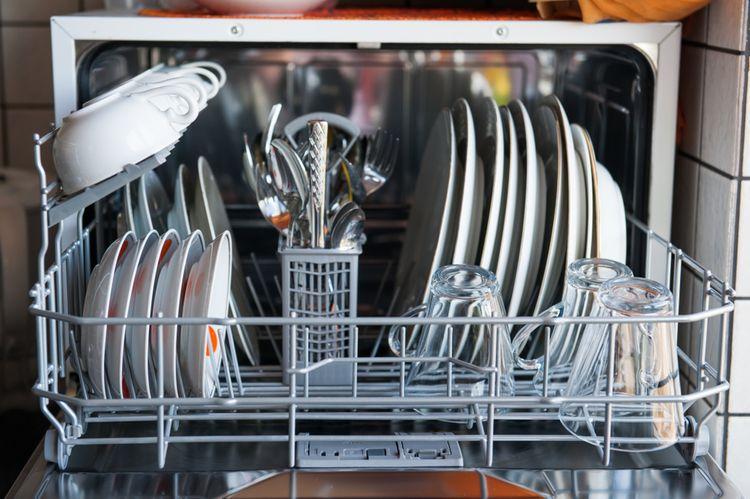 Malá umývačka riadu – spotreba