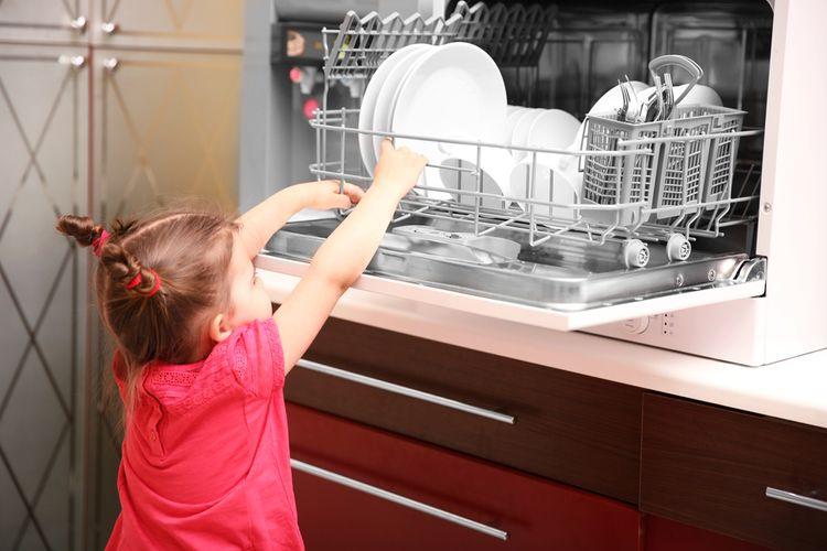 Stolná umývačka riadu s malou kapacitou