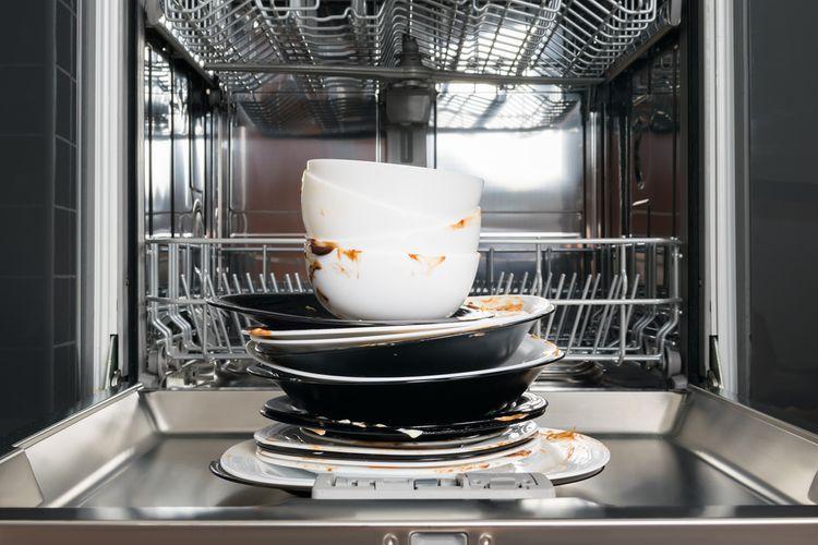 Objem stolnej umývačky riadu