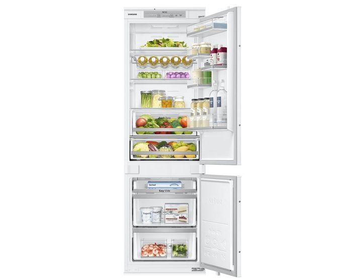 Úzka chladnička Samsung BRB260034WW