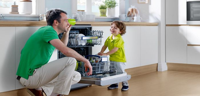 Úzka umývačka riadu Beko DIS26021