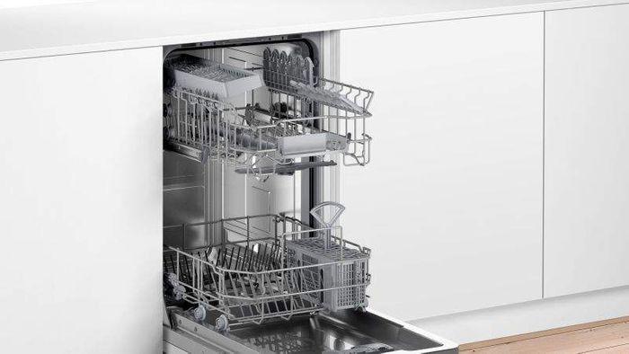 Úzka umývačka riadu Bosch SPV4HKX33E