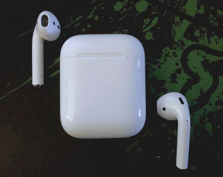 Recenzia slúchadiel Apple AirPods