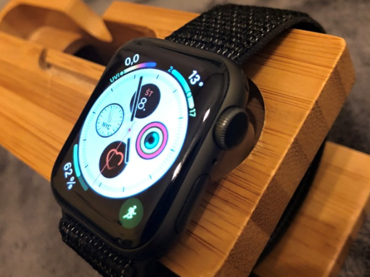 Recenzia Apple Watch Series 4 Nike+