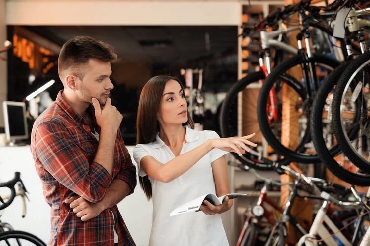 Výber bicykla