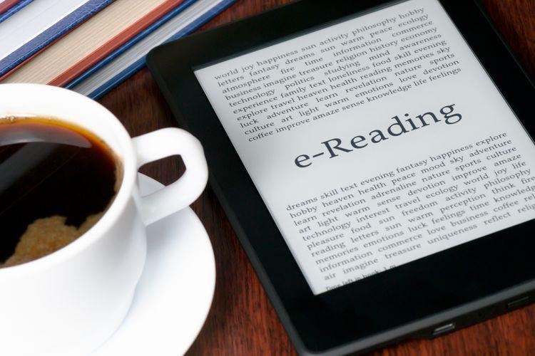 Kvalitná čítačka kníh