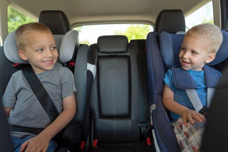 Autosedačky pre väčšie deti