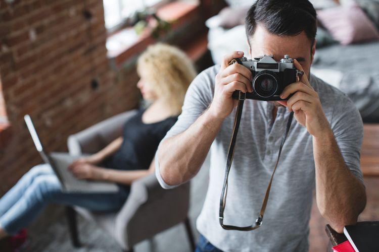 Použitie digitálneho fotoaparátu