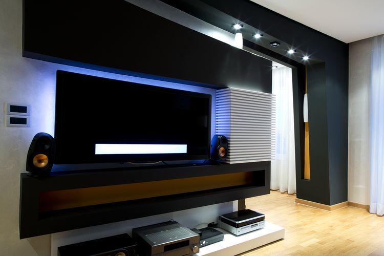 Moderné domáce kino