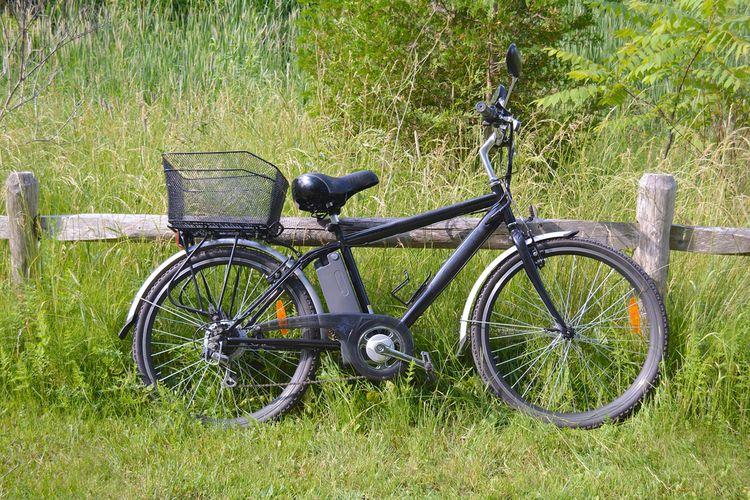 Trekingový elektrobicykel do prírody