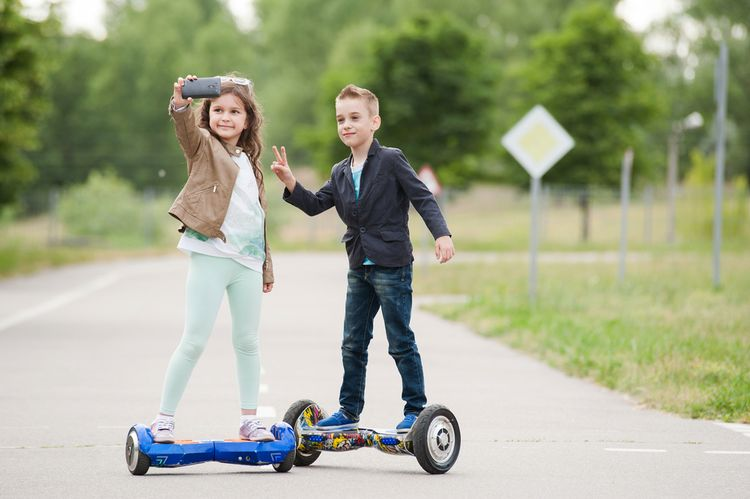 Hoverboard pre deti