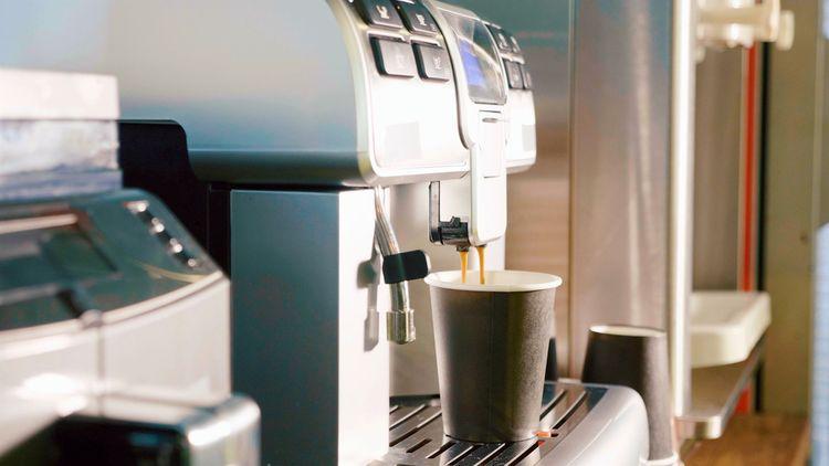 Veľký kávovar