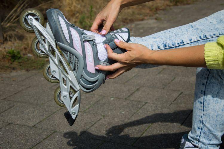 Dámske kolieskové korčule