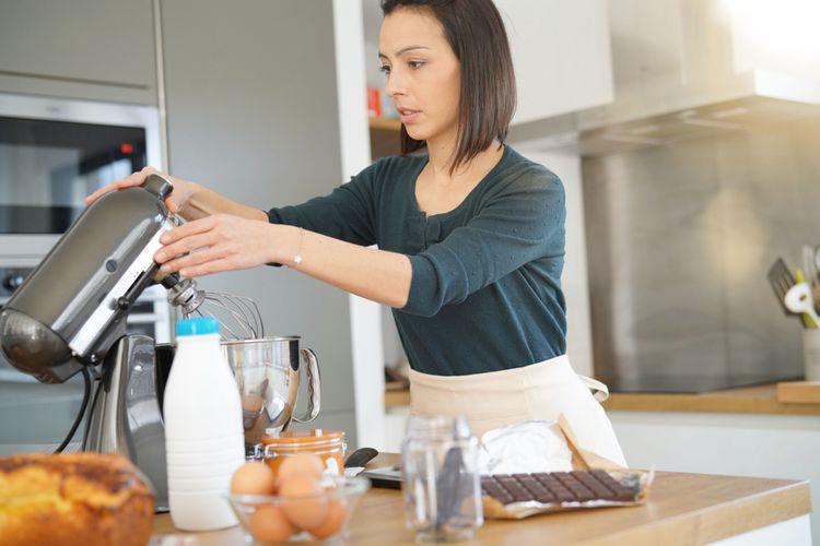 Použitie kuchynského robota