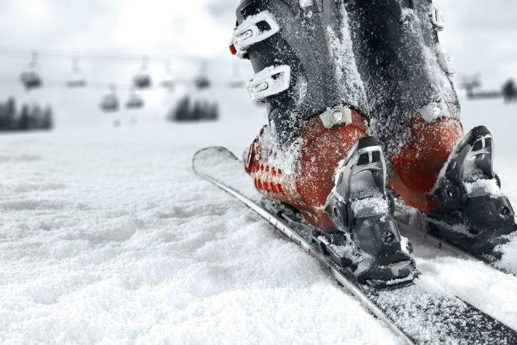Vhodné lyžiarky