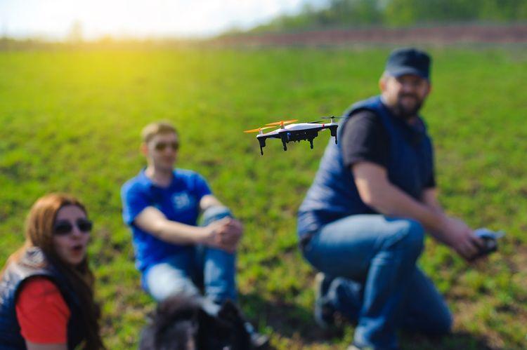 Mini drony s kamerou? Tieto modely stoja za to