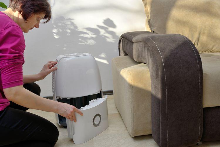 Čistenie mobilnej klimatizácie