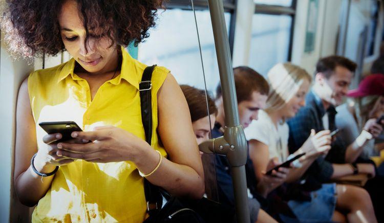 Hranie sa na mobilnom telefóne