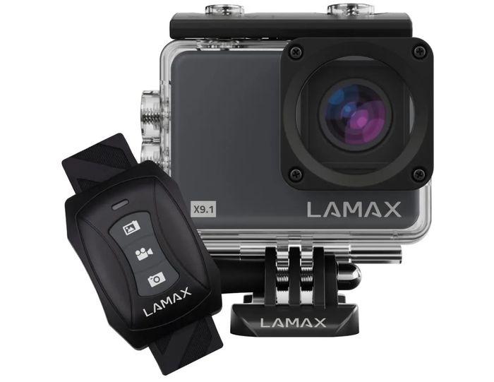 Lamax X9.1 recenzia