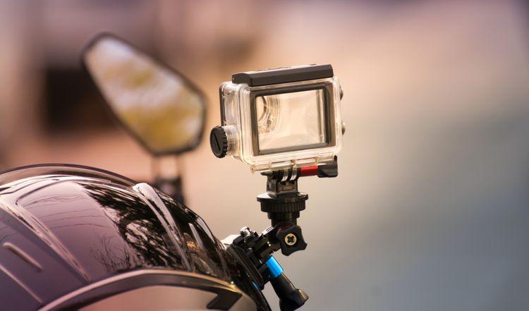Outdoorová kamera vhodná na šport