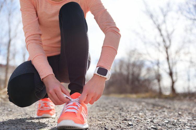 Smart hodinky na cvičenie
