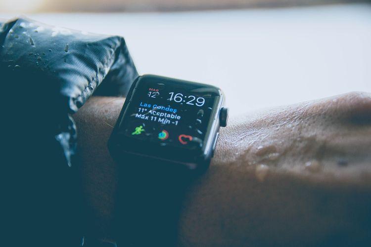 Športtester športové hodinky