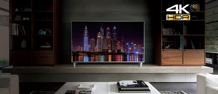 4K televízor