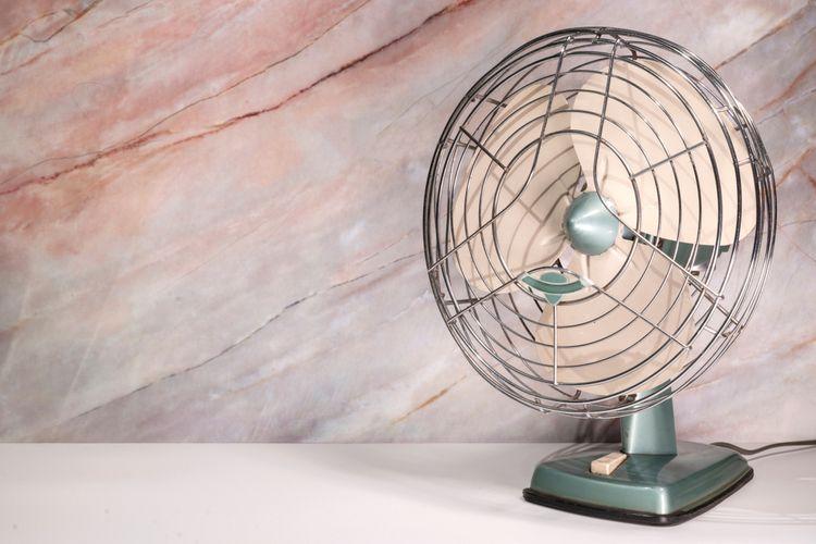 Malý ventilátor