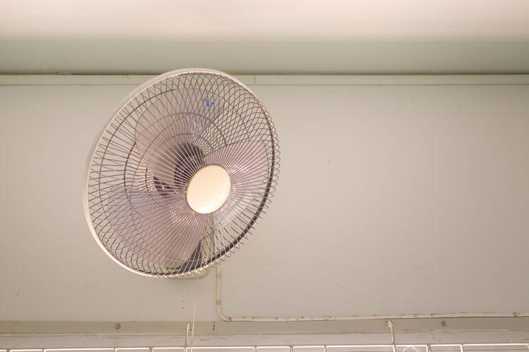 Nástenný ventilátor