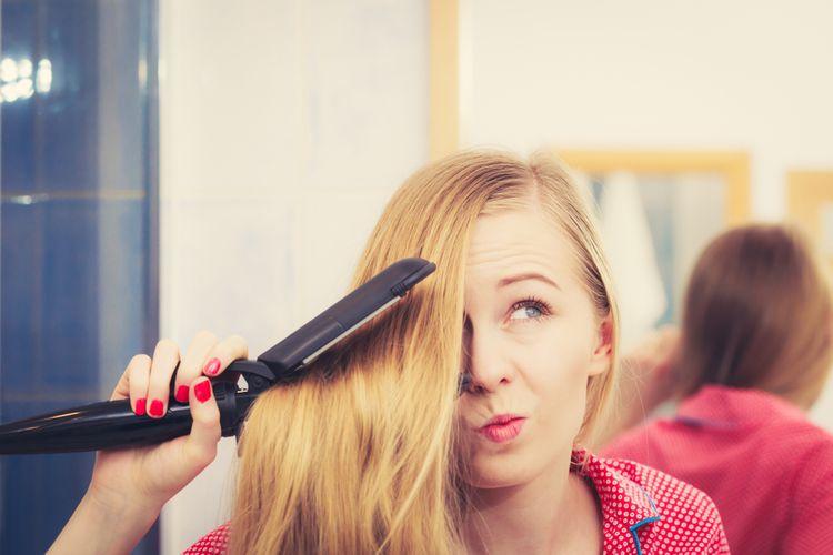 Žehlička na vlasy