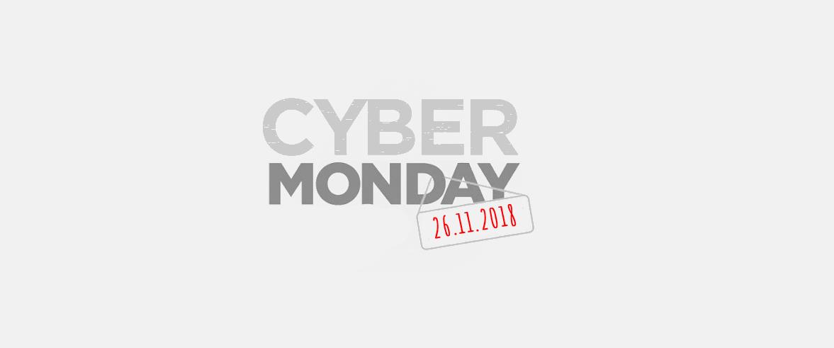 Cyber Monday - 26.11.2019 mega výpredaje