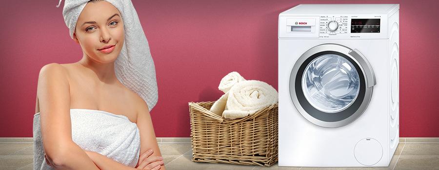 zpredu plnená práčka bosh