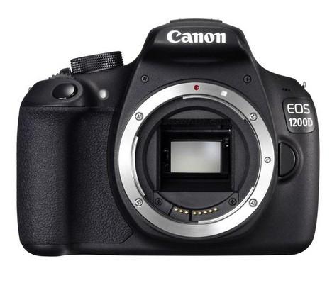 Zrkadlovka Canon EOS 1200D telo  50424901233