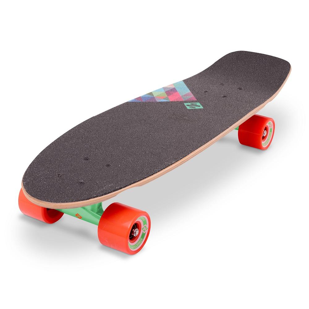 mini longboard street surfing rocky mountain 28. Black Bedroom Furniture Sets. Home Design Ideas