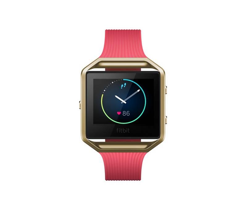Chytré hodinky Fitbit Blaze  43d07c2f5b9