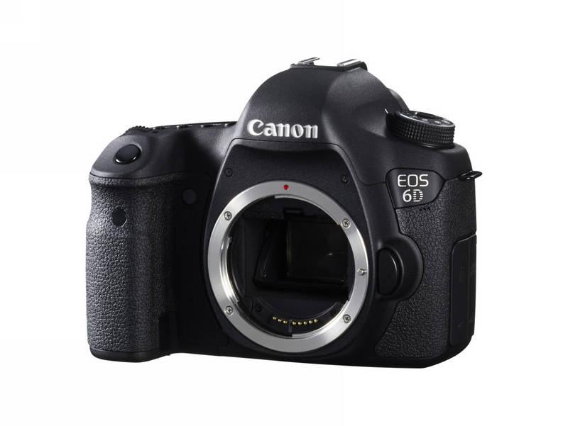 Zrkadlovka Canon EOS 6D telo  dc7ca3911df