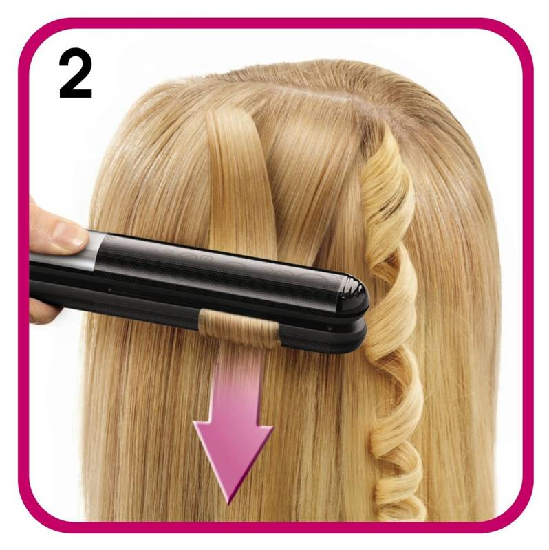 Žehlička na vlasy Rowenta SF 4522  2dc6d2f21e9