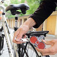 Najlepšie svetlá na bicykel? Recenzie chvália diódové nabijateľné cez USB