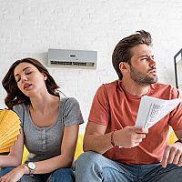 Tipy, ako ochladiť vzduch v miestnosti v byte či dome v horúčavách