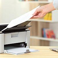 Dôvody, prečo mať doma tlačiareň: Výhody a nevýhody domácej atramentovej a laserovej tlačiarne