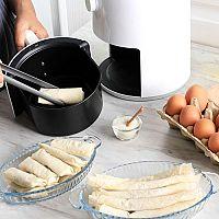 Teplovzdušná fritéza – výhody, nevýhody a skúsenosti s teplovzdušným varením