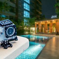 Najlepšie outdoorové športové kamery? Recenzie a testy rozhodujú